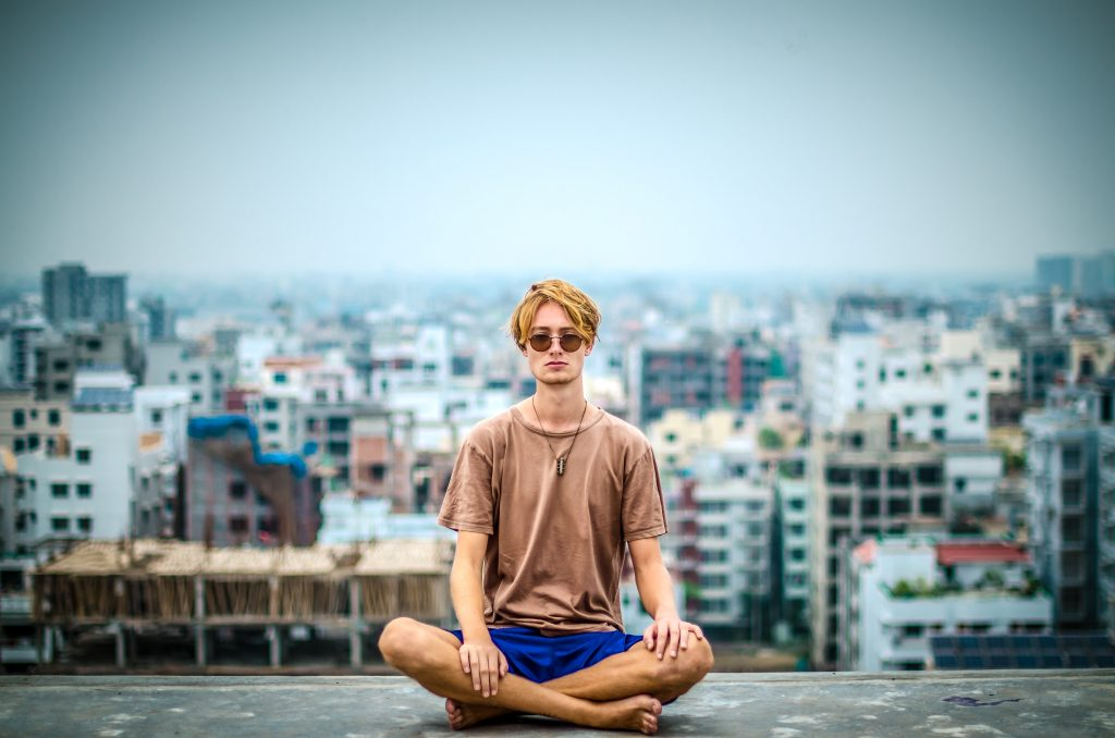 noise during meditation