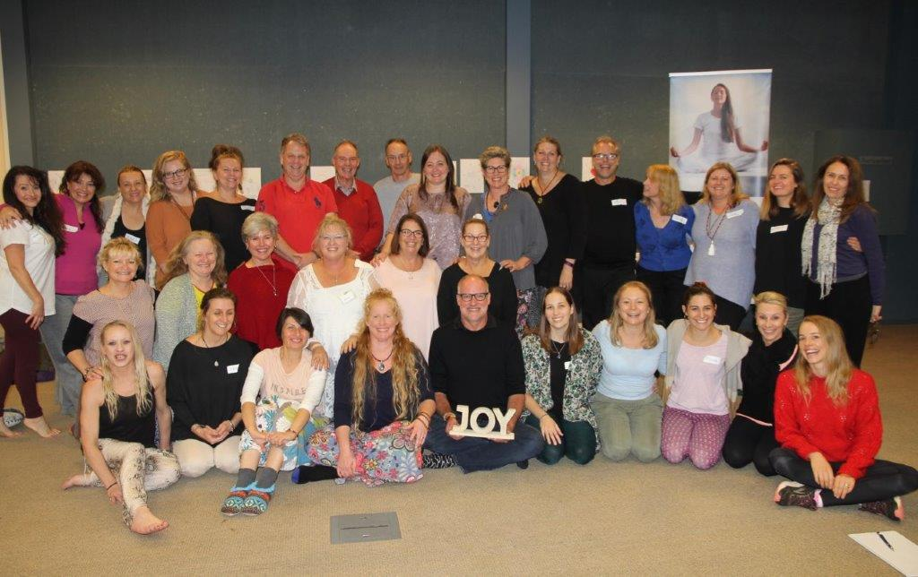 meditation teacher training retreat