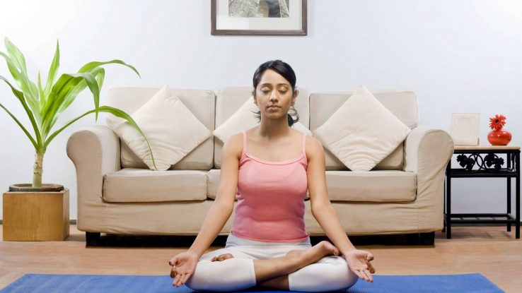 teaching meditation from home