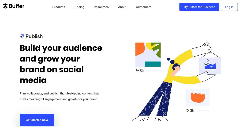 buffer marketing tool