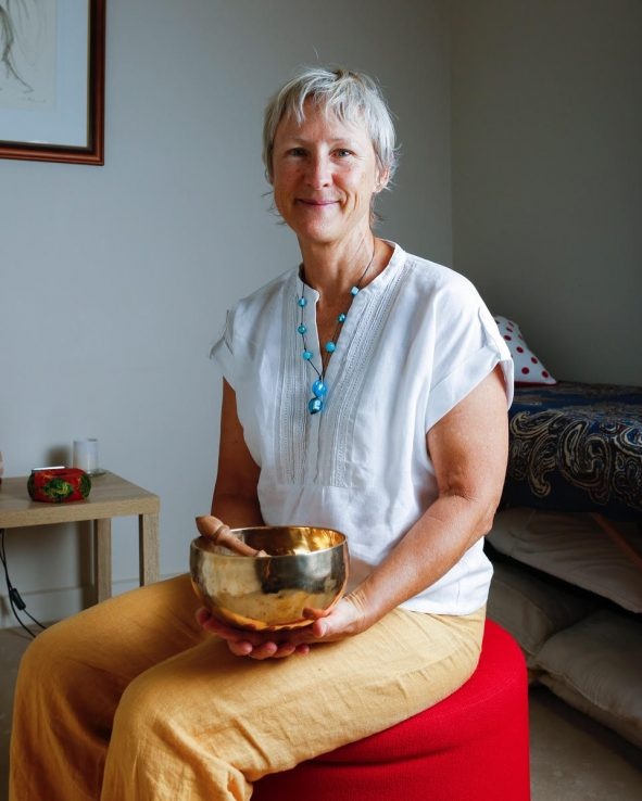 meditation teacher bronwyn buller