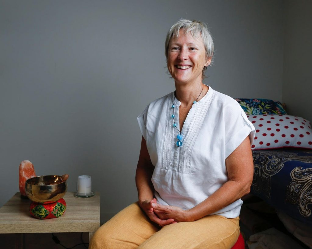 meditation teacher bronwyn buller moama