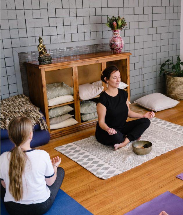 kate wilson meditation teacher frankston south