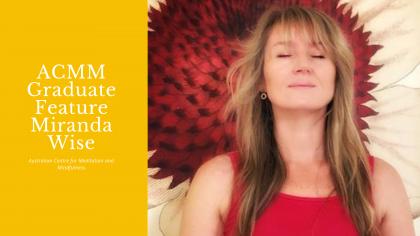 Miranda Wise meditation
